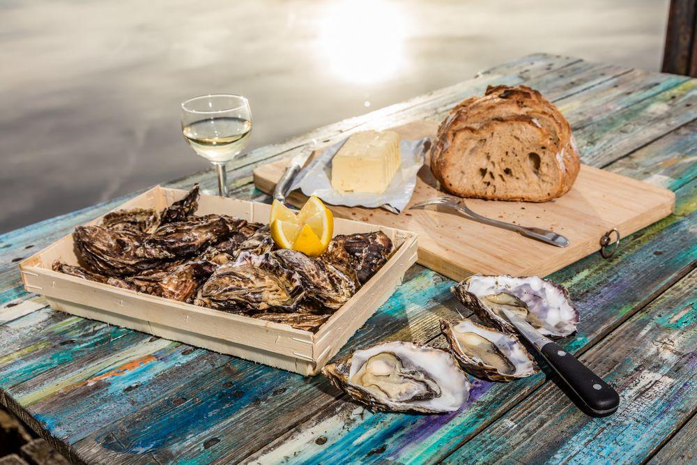 Huîtres : quels vins pour les accompagner ? - Huîtres Vendée Atlantique
