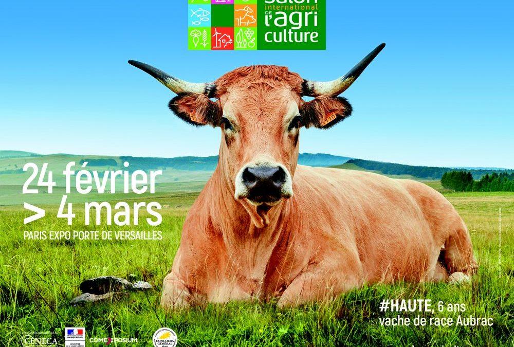 Salon de l'agriculture 2018 : les Huîtres Vendée Atlantique présentes à Paris !